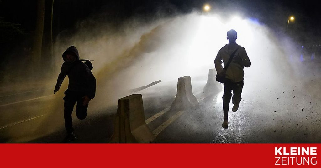 A man died on the run from the police «kleinezeitung.at
