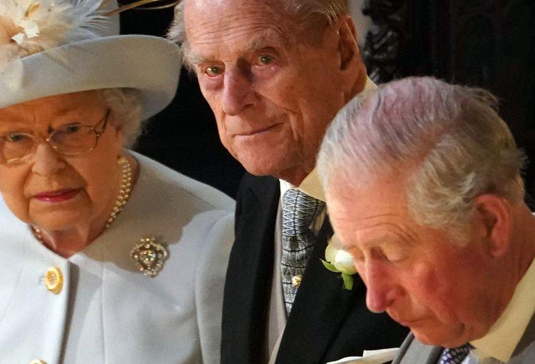 Prinz Philip, Queen Elizabeth II, Brienz Charles