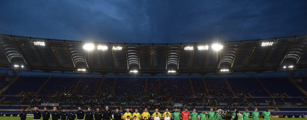 Roma Ajax    Roma, Villarreal, Arsenal and United in the semi-finals    European League