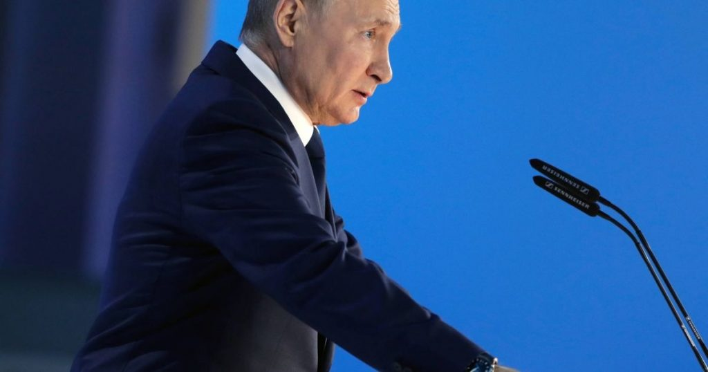 Putin's most powerful weapon is unpredictability