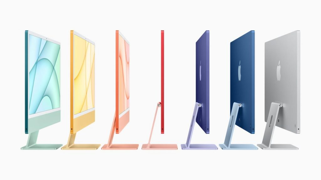 How does Apple's new M1 iMac compare?