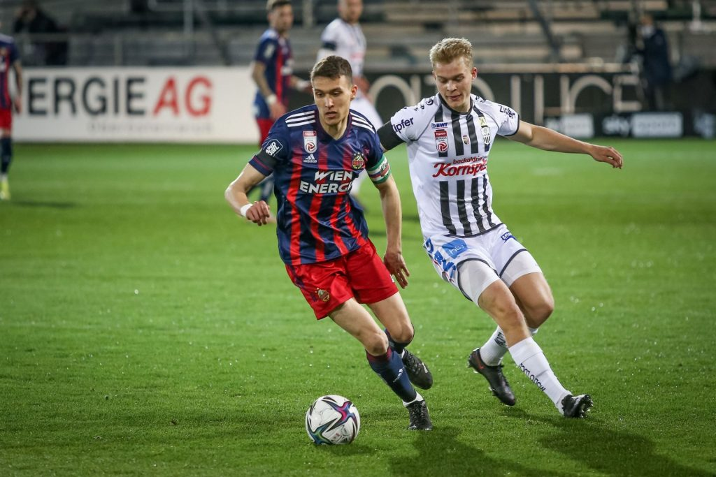"""Satisfied"" quickly on the point - LASK sees ""a step forward"""