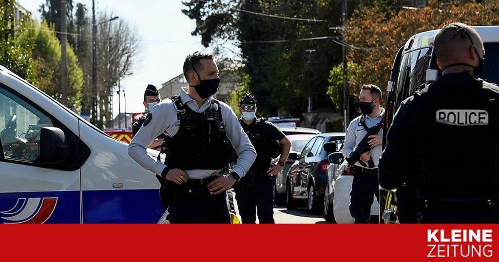 Three arrests after a suspected terrorist attack in Paris «kleinezeitung.at