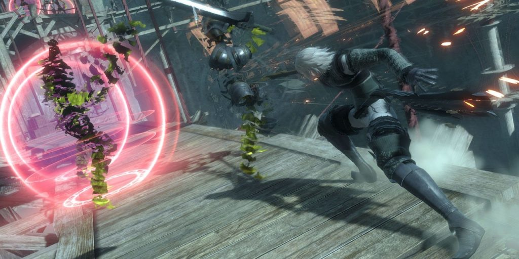 """NieR Replicant"" in testing: More new versions of remaster tests"