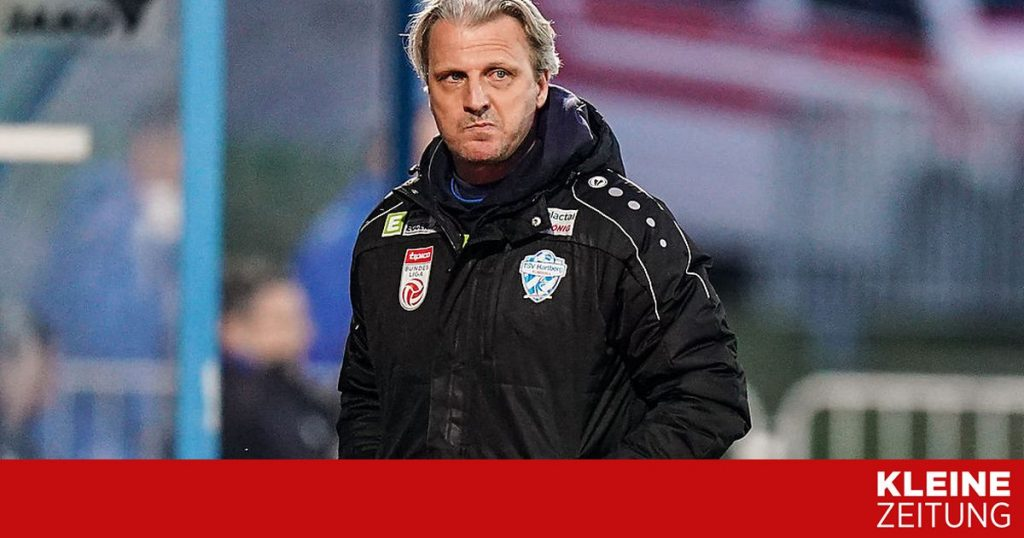 """I don't feel that the team is pursuing the same goal as me,"" kleinezeitung.at"