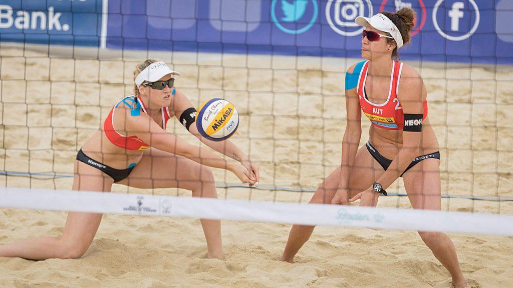 Beach volleyball: Schützenhöfer / Plesiutschnig in Cancun 5.