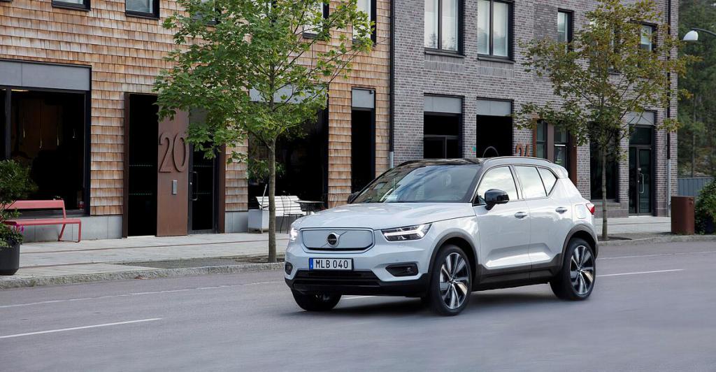 Volvo SUV with Polestar technology |  Nachrichten.at