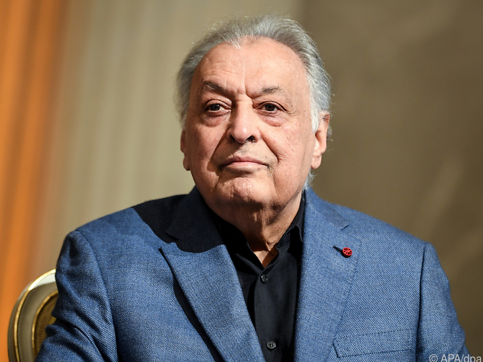 Zubin Mehta still feels fit for his job