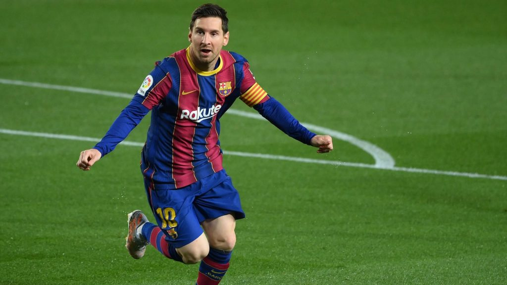 Barcelona-Getafe: Barcelona remain in the title race in Spain thanks to Lionel Messi