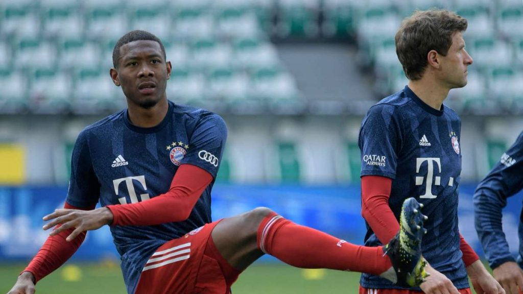 """Bayern: Will David Alaba's transfer fail?  A true expert speaks plain language - """"Nobody is interested in Spain"""""""