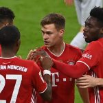 Bayern are close to winning the title, closing relegation from Schalke 04