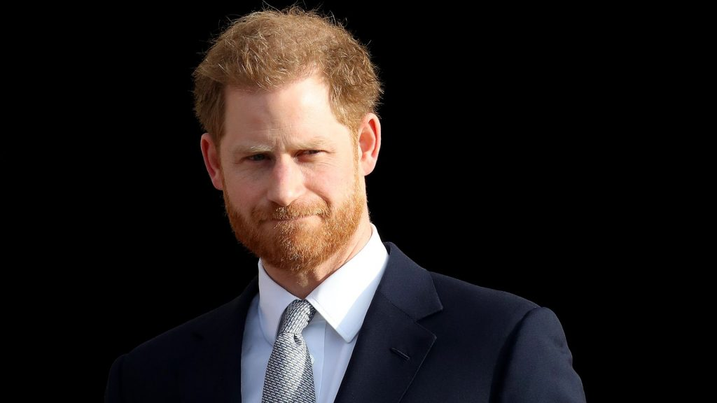 Before Returning to America: Prince Harry in All-Out Struggle