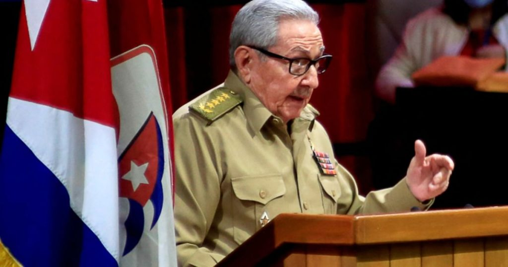 Castro's reign in Cuba ends with the resignation of Raul Castro