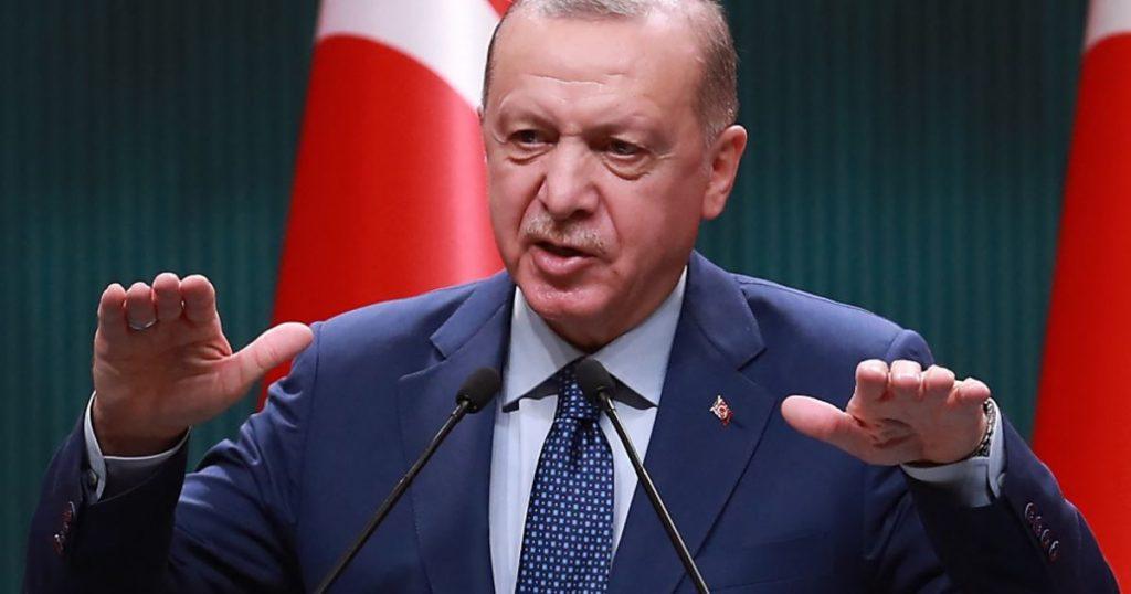 Erdogan wants to withdraw Biden's genocide declaration