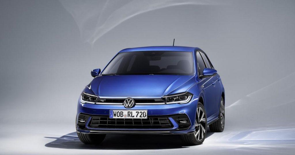 Facelift for VW Polo Model 2021