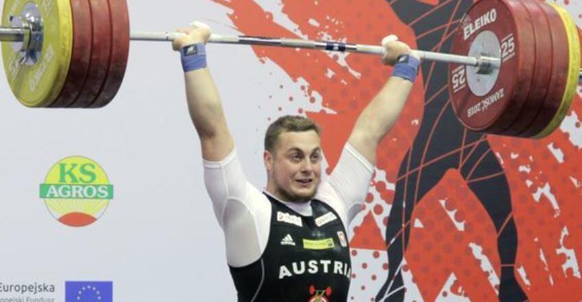 Fischer won an EM medal as Fischerow