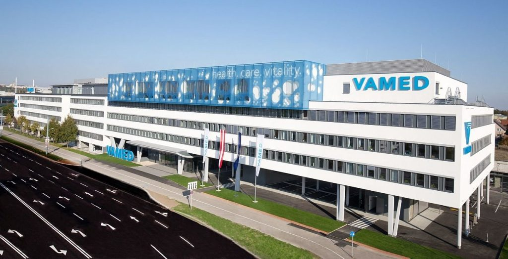 """Healthcare organizations - a """"exceptional year"""" for Vamed"""