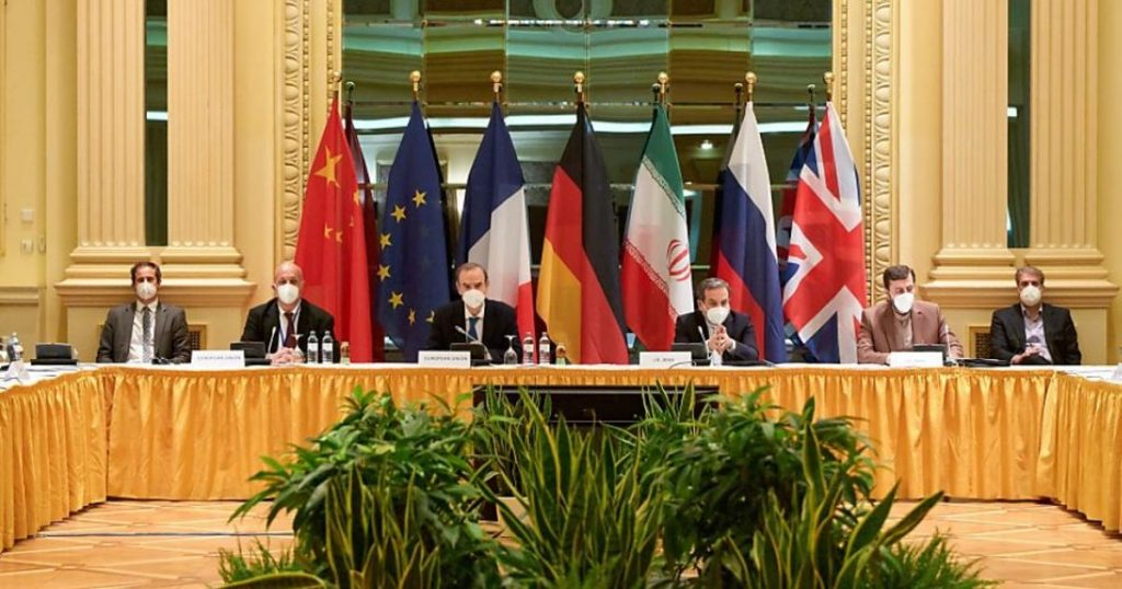 Iranian nuclear talks continue in Vienna