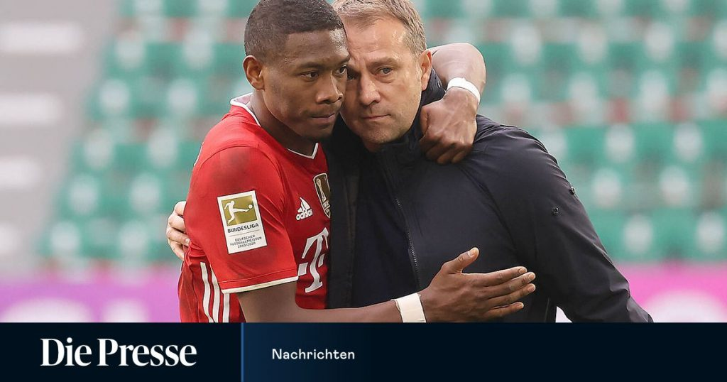 It is possible that David Alaba will end up at Real Madrid