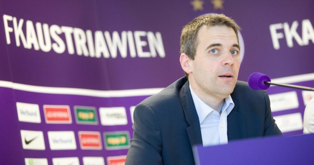 "Kretschmer: ""It is important that Austria be part of the league"""