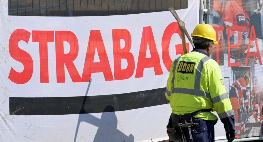 Major order to buy Strabag and Züblin in Dresden    Construction industry    Industry sectors