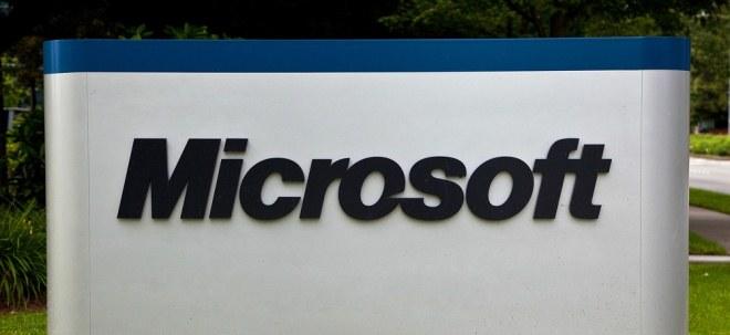 Microsoft schließt weitere Lücken in E-Mail-System Exchange - Aktie gibt leicht ab
