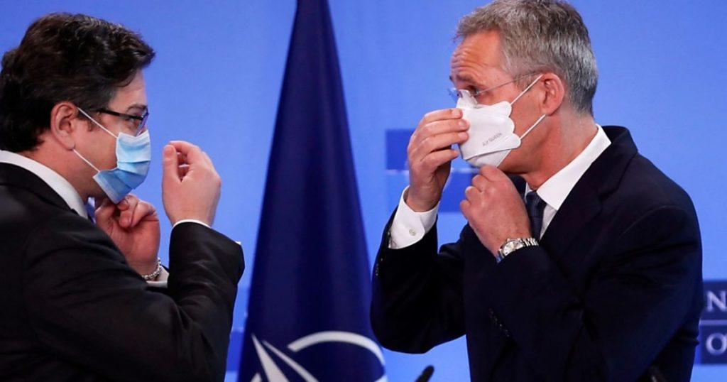 NATO pledges to support Ukraine against Russia