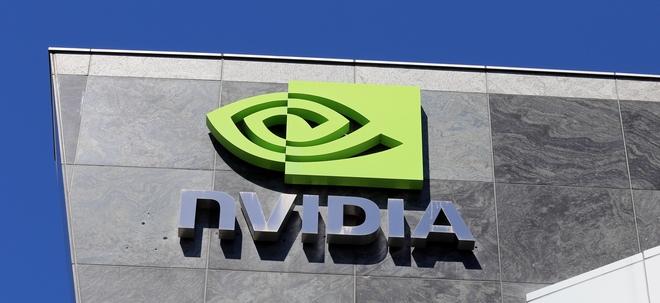 NVIDIA-Aktie profitiert von Server-Chip-Plänen