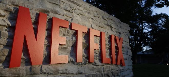 Sieben Oscars für Netflix-Produktionen - Aktie schwächer