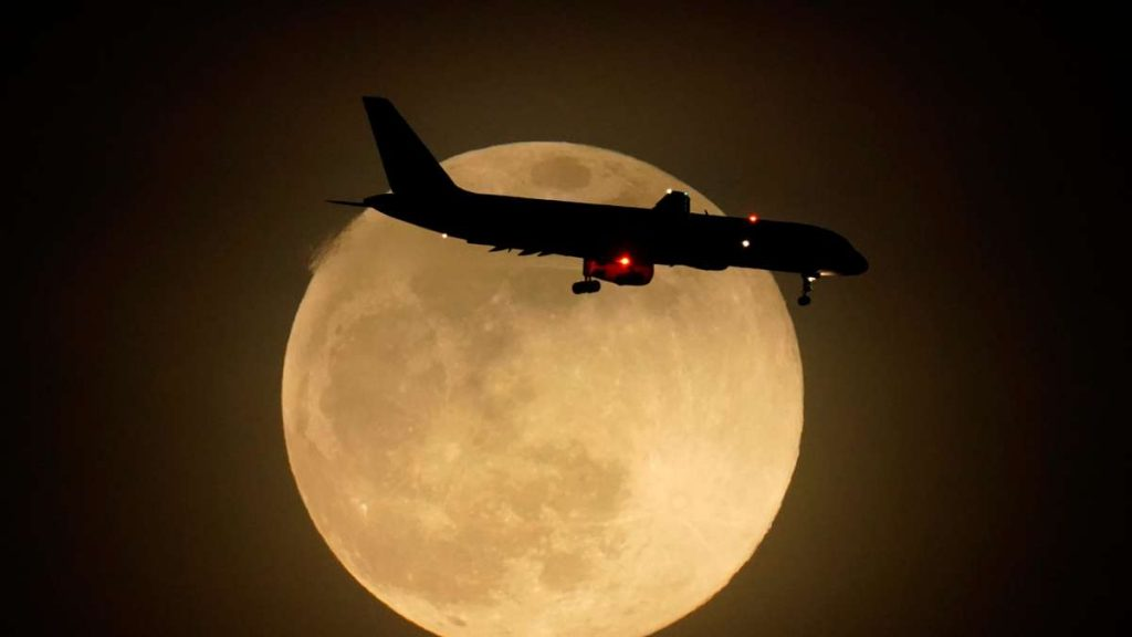 Supernatural Moon: The largest full moon of the year can be seen again today
