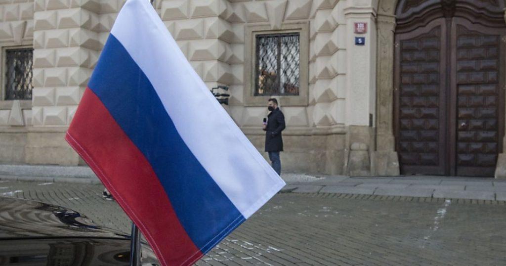 The Czech Republic expelled dozens of Russian diplomats from Prague