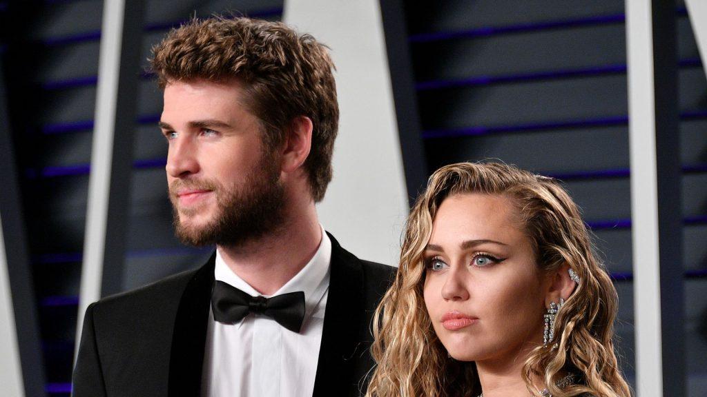 Was Liam Hemsworth ashamed of Miley's deposits at Twerk?