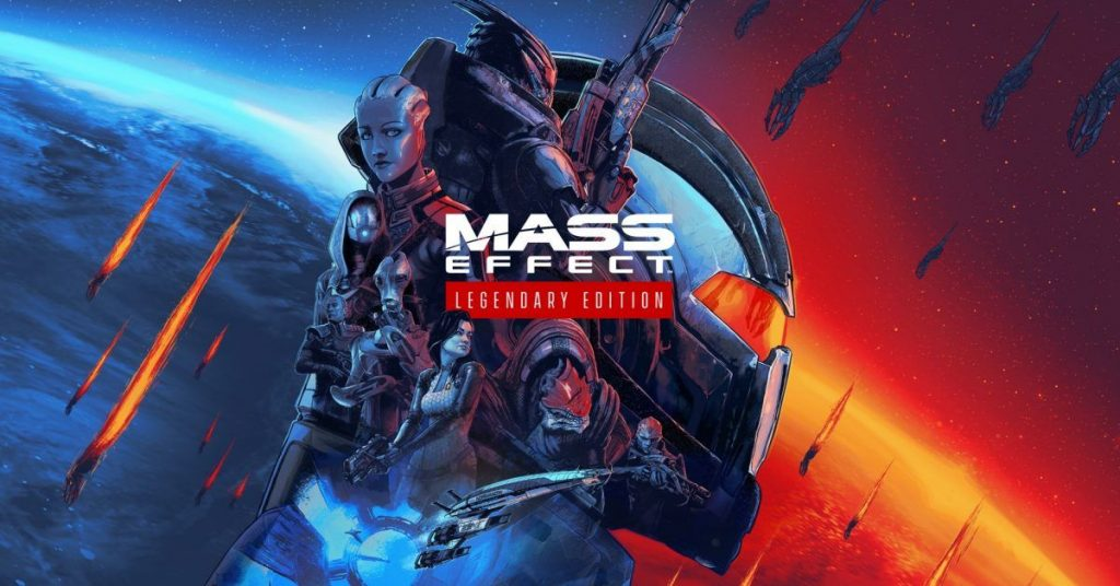 Mass Effect: Legendary Edition: There is a large first-day patch at launch