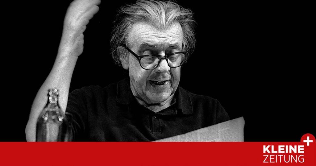 """Eric Fried was a great humane"" kleinezeitung.at"