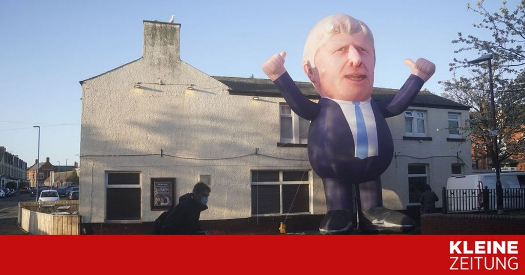 Great Britain: Johnson defeats a workers' stronghold