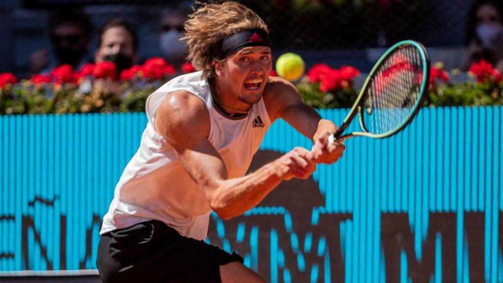Tennis News: First Nadal, then Tim: Zverev before winning in Madrid  Tennis News