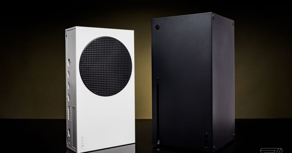Microsoft is trying to escape Scalper by giving Xbox Insider members the Xbox Series X and S.
