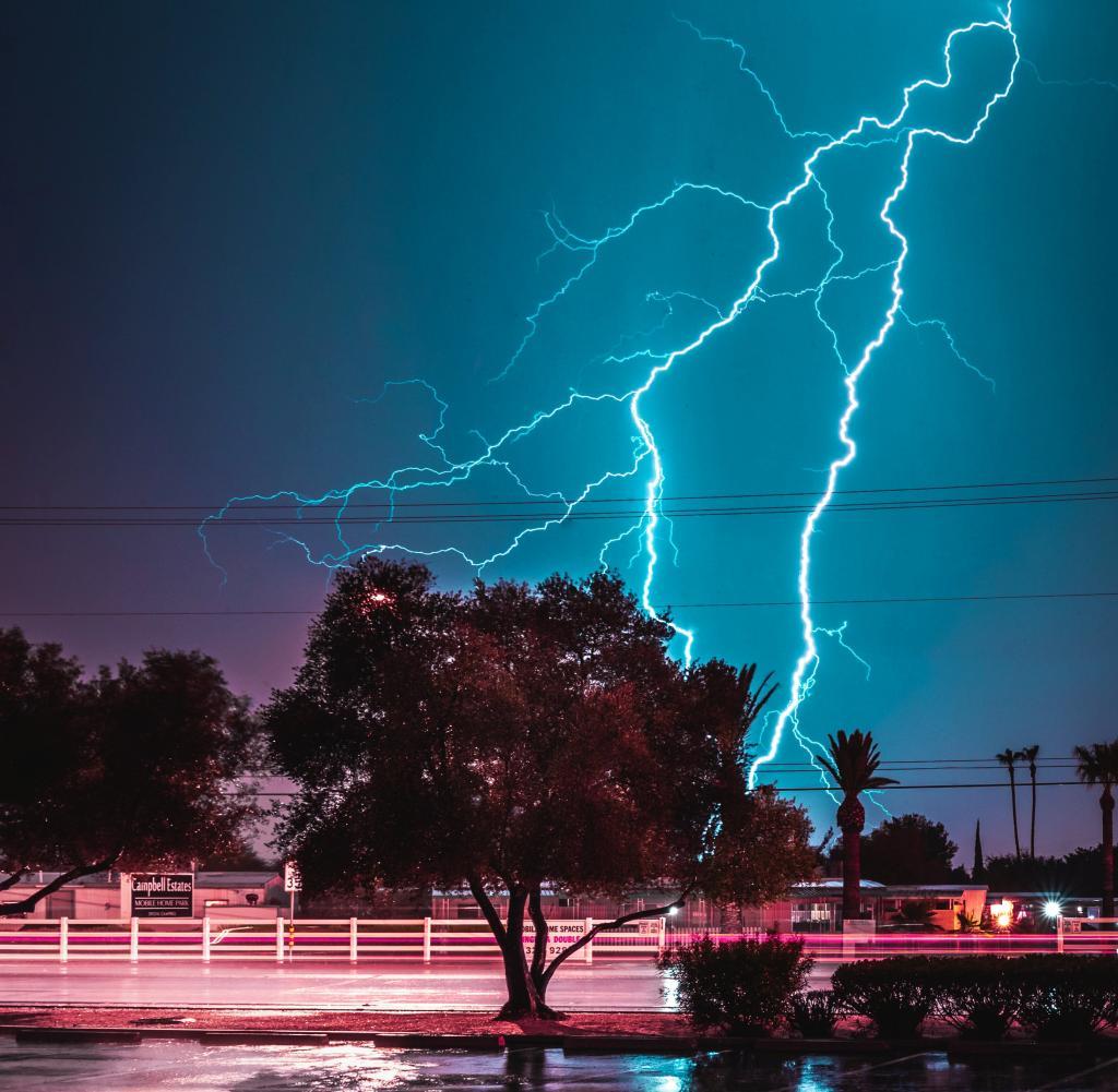 Thunderstorm teaser