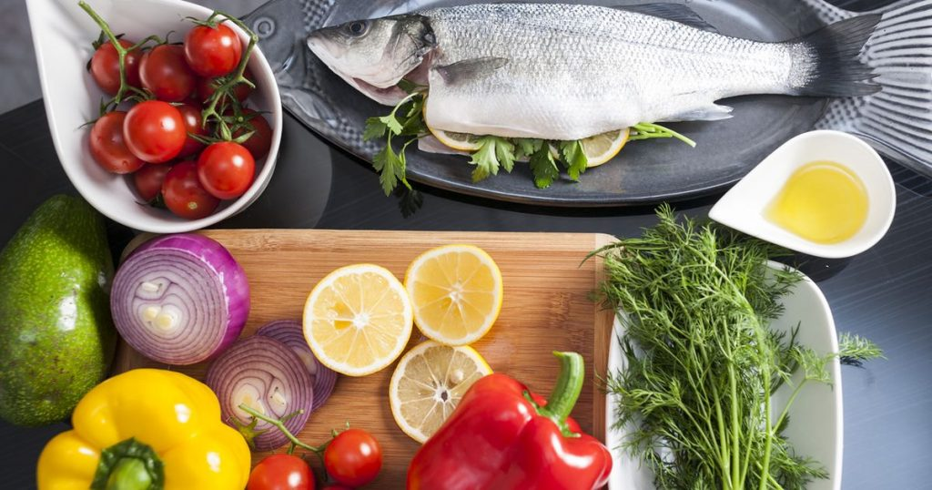 Study shows: Eating a Mediterranean diet reduces the risk of developing Alzheimer's disease