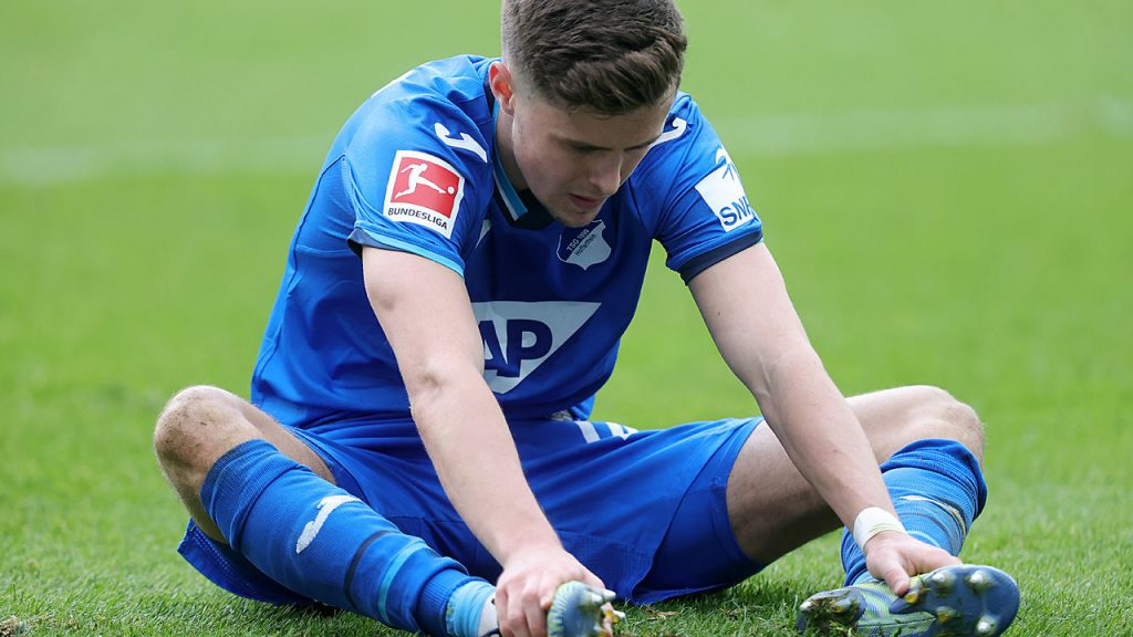 Christoph Baumgartner's ankle injury and fears for Euro - football - international