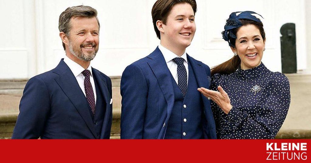 Danish Prince Christian «kleinezeitung.at