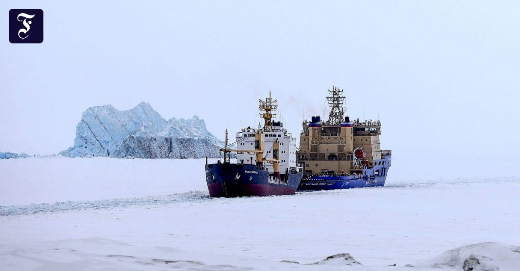 Climate change awakens interests in the Arctic: conflict with Russia?