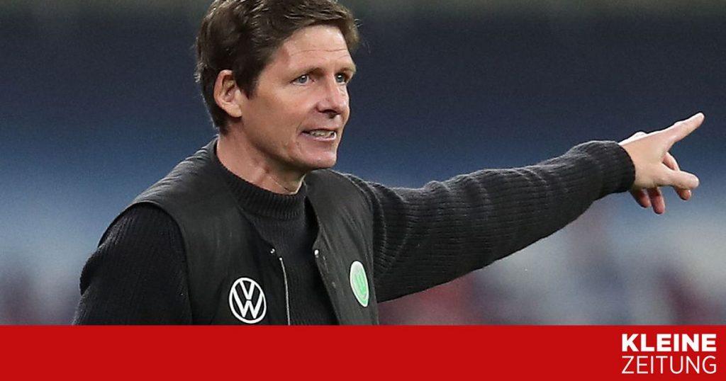 Coach Oliver Glasner proposes to stay at VFL Wolfsburg «kleinezeitung.at