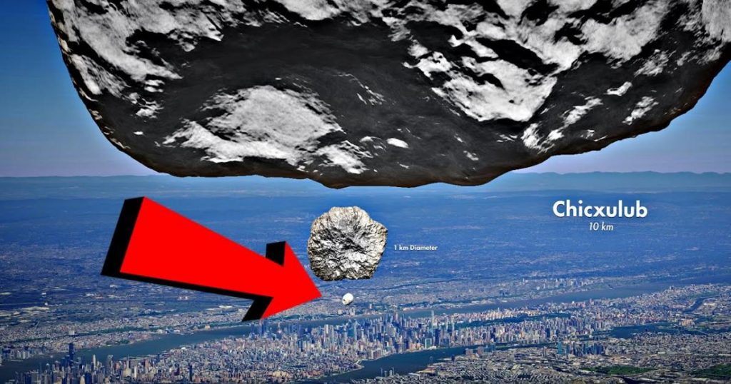 Any asteroids could be dangerous for Earth