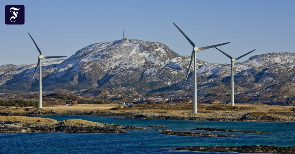 The power cable between Germany and Norway is in operation today