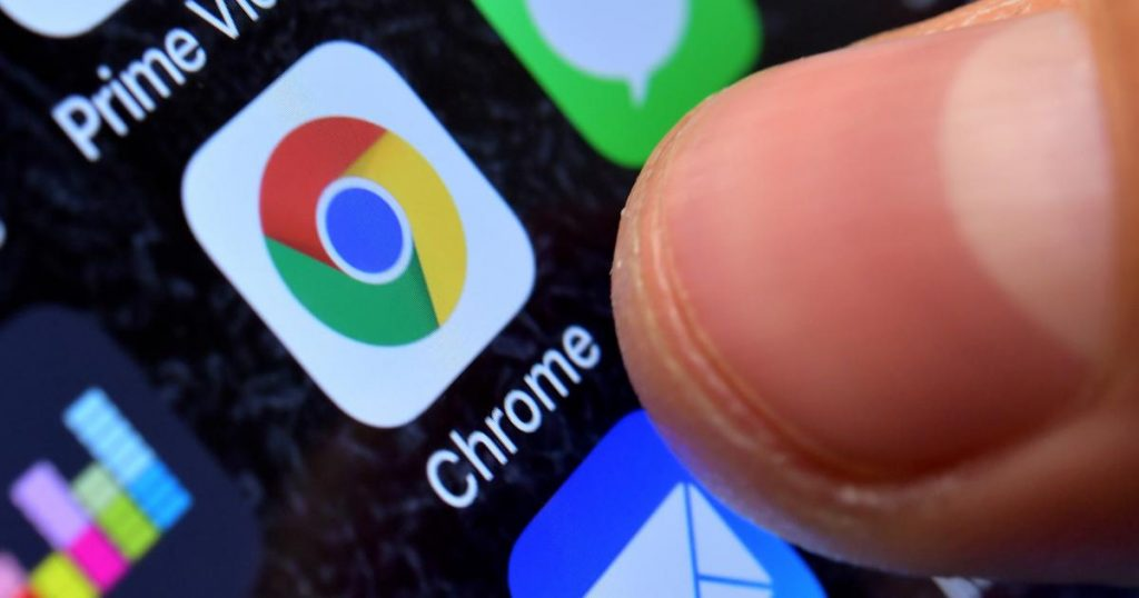 Chrome for Android flaunts the design of Android 12