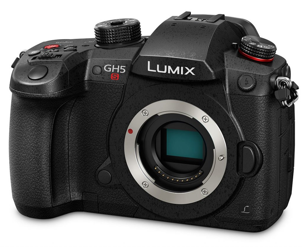 New Panasonic GH5S firmware 2.0 provides 4K RAW output over HDMI and improved autofocus
