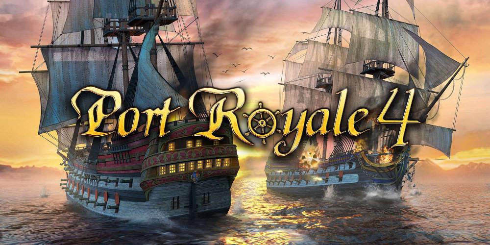 Port Royale 4 - Keyart 2