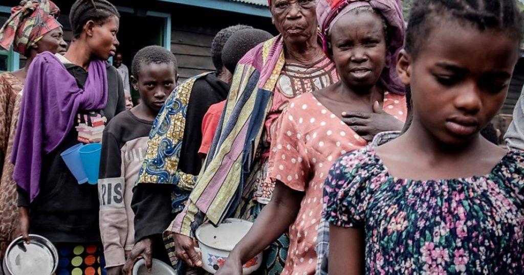 400,000 people fled Nyiragongo volcano