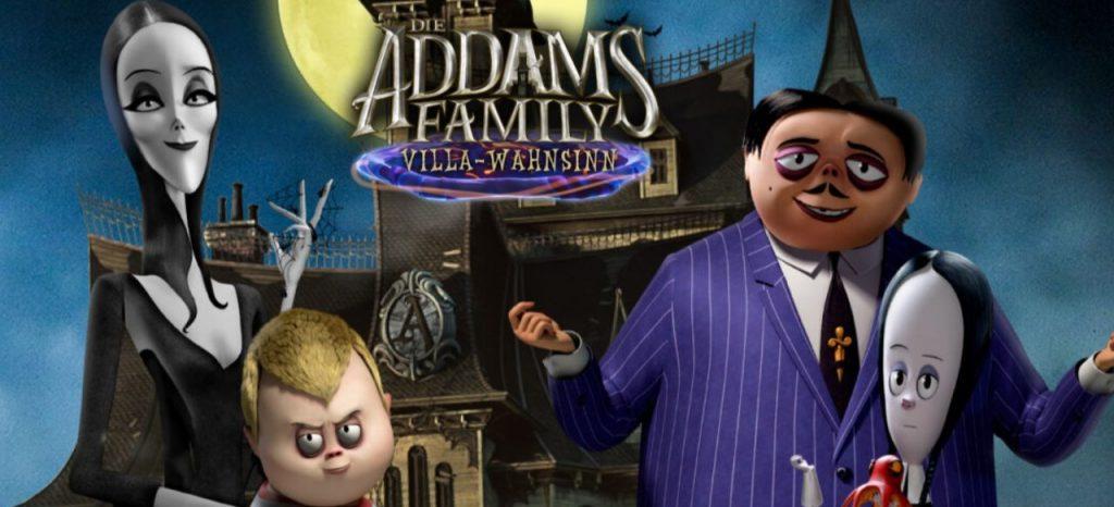 The Addams Family: Villa-Wahnsinn (Plattformer) von Metro Goldwyn Mayer / Outright Games